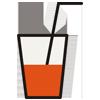 Ojamin with juice